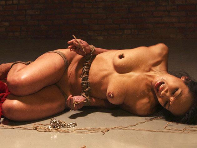 This Slut Loves Rope Bondage