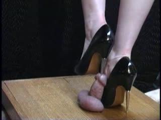 High Heel Urethral Insertion