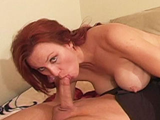 Sexy slut Kelly loves when guys cum inside her