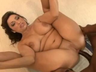 hot milf slut loves a black cock in her pussy