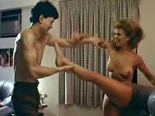 Sophia Crawford - Nude Kickboxing