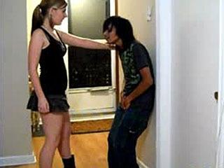 Really Short Miniskirt Kneeing - Katkatbbsaverz (PLEASE COMMENT!!)