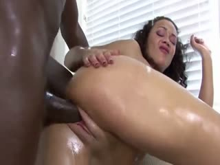 Cassidy Clay gets her pussy filled with cum
