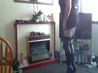 Thigh boots x