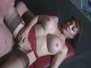 Busty mature needs some cock