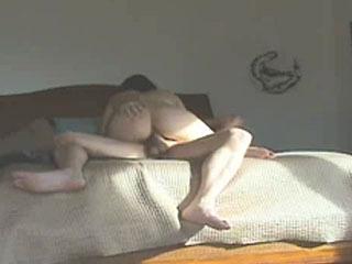Slut cheats with older guy!