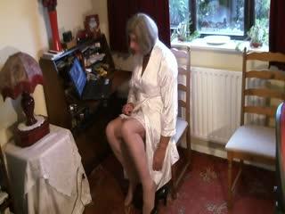 Johanna in Lingerie