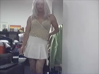 Sissy Chrissy Smoke Slut