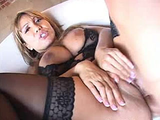 Mrs. Devine Fucks Her Son's Friend