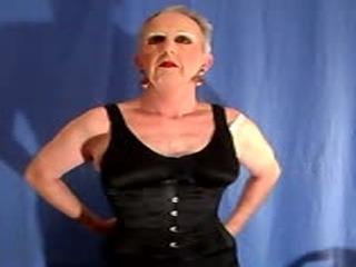 Mandy undressing