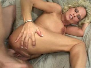 Sexy Bridgett needs a young dick