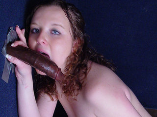 Cute amateur loves black dick