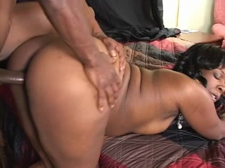 Shy girl with a big sexy booty fucked hard