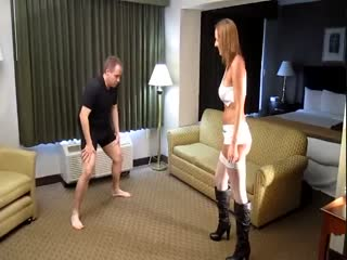 Princess Evelyn Milano Bashes Balls