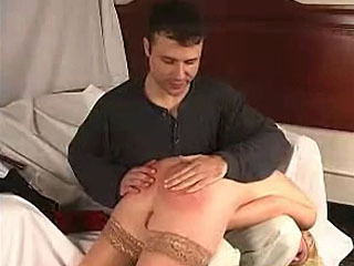 Angelica spanking and dido pleasure