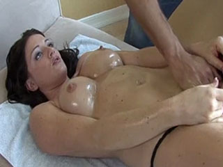 Piper Austin gets creampied