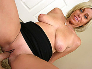 Big Titty MILF Payton Hall Reamed Until She Can Barely Walk
