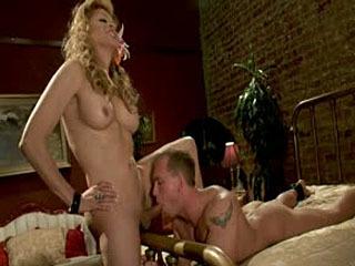 TS Seduction: Johanna B And John Magnum
