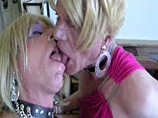 cyndee eats a load from sissy faggot wendy janes ass part 2