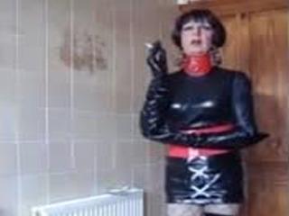 Mandy Master's PVC Slut