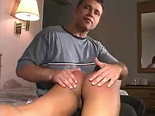 Tiny latina masturbates and gets spanked