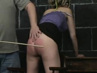 Caned To Perfection