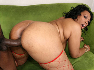Thick ass booty Cashmere Mist banged hard