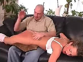 Holly gets her stripper ass handed to her
