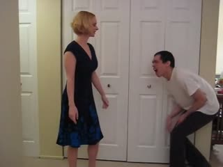 Belinda Beats Her Boyfriend 2011