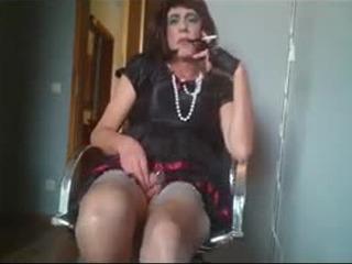 Samantha Caged Holder Smoke