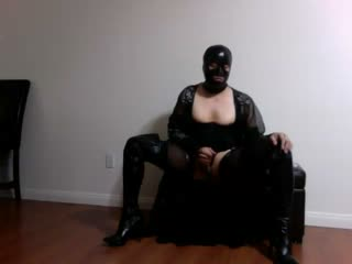 Wow! My Complete Sheer Horny Outfit