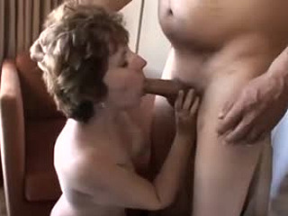 Granny Craves a Hard Cock