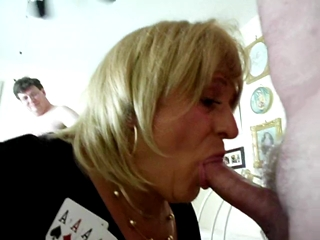 Sucking Cock at a Party