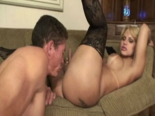Hot Tranny In Anal Fucking Action