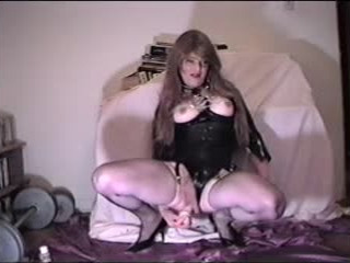 Ass Fucked Sissy!