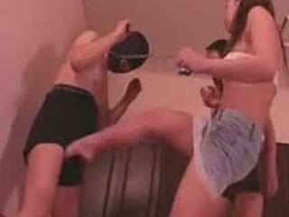 BBTube 2 Girls & A Leash
