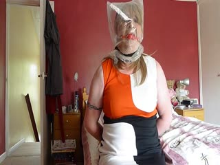 Gagged and bagged 02