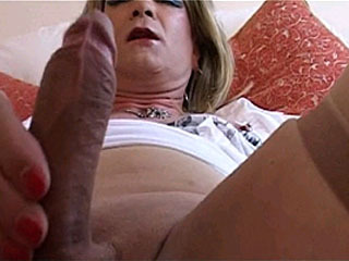 Naughty Slave Enjoys Plays Toys In Her Ass By Mistress