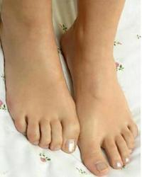 Karina B. Feet
