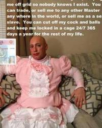 Mike Karacson Feminized Sissy Bottom Total Exposure and Humiliation with all personal information to expose
