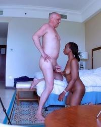 Porn casting in Africa