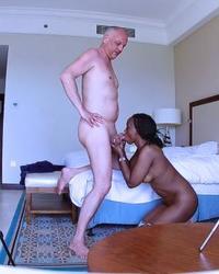 Porn Shoting Interracial - behind the Scenes