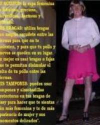 Marina Submissive Légende espagnol