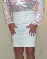 Sharigurl Dressed