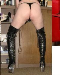 Bootslut pleasures