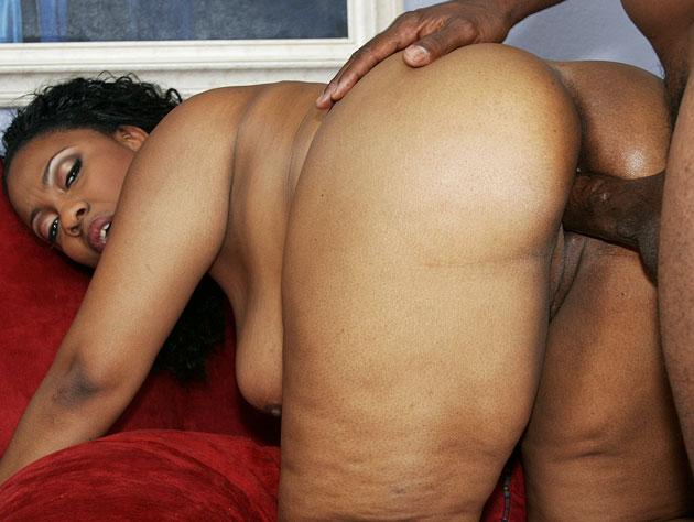 Big Beautiful Ebony Slut