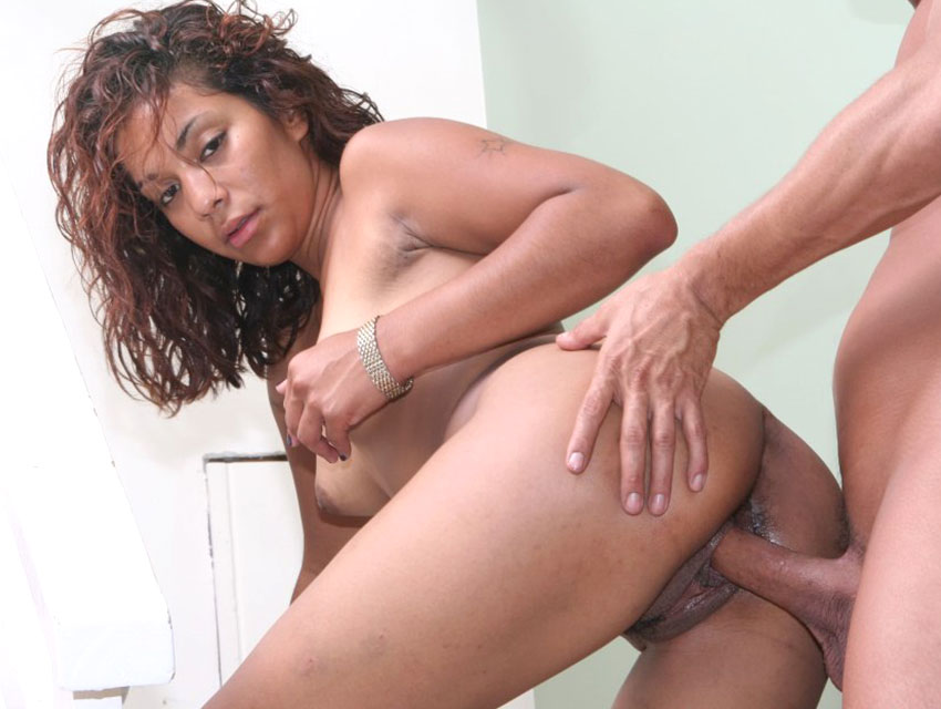 Nina banged by a big cock