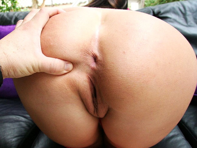 A big ass to play with