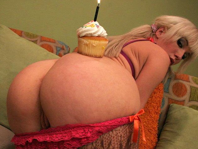 Want to try my cupcake?
