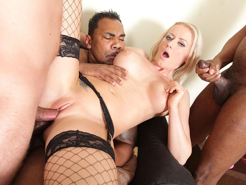 Blonde slut craving hard dicks